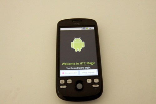 HTC Magic TMN
