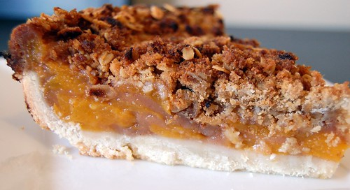 Peach Pie Slice!