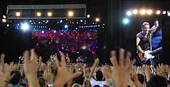 3. Bruce Springsteen en Sevilla. 28 julio 2009