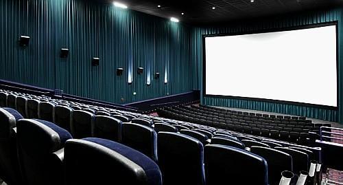 Sala de cine. por ti.