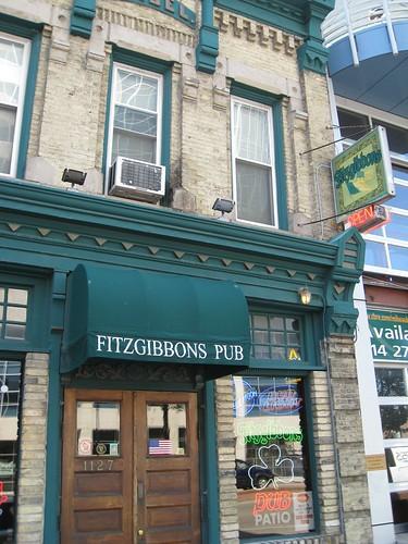 Fitzgibbons Pub