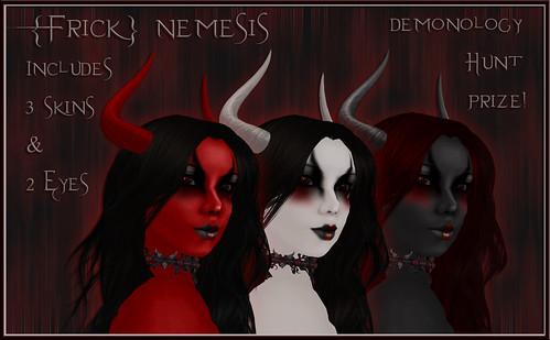 {Frick} - Nemesis - Demonology Hunt Gift