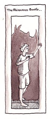Illustration Friday: Magnify