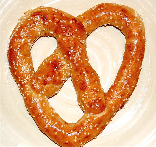 Product review: Auntie Anne's Pretzel Kit