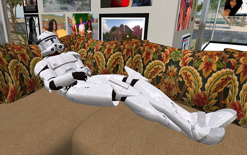 Clones need rest too