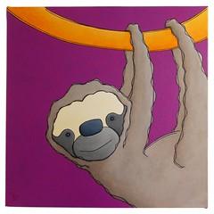 so slow sloth (norris)