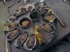 neptune oysters - oysters
