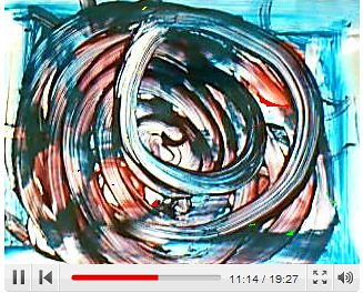 ActionPainting002 by you.