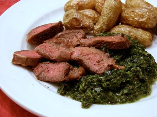 Dinner:  October 30, 2009