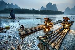 The Cormorant Fishermen of Xingping