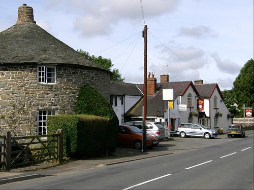 Aston village centre