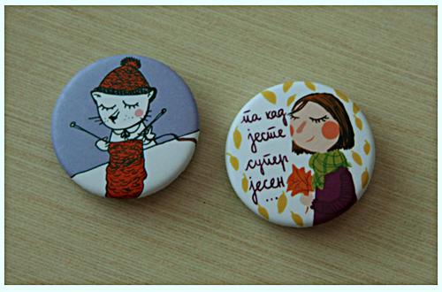 Manja's bottons