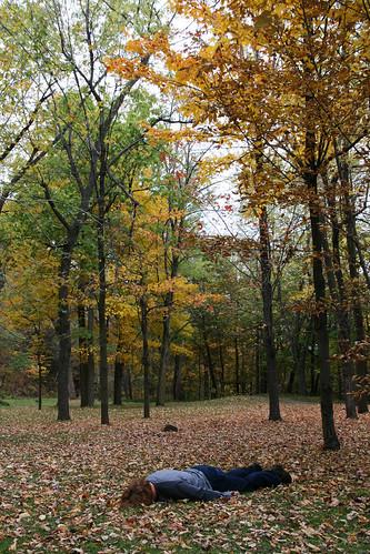 I Love Autumn