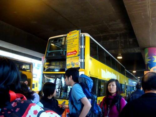 bus to ocean park