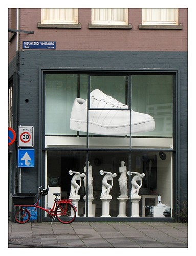 A shop window by you.