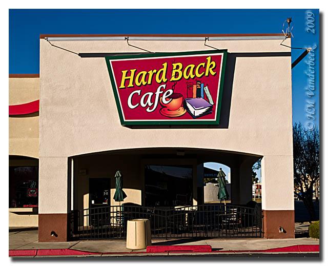 Hard Back Cafe