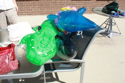 Pile of Inflatables