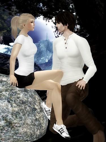Vamp Meets Girl