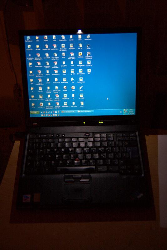 Laptop IBM T42