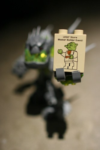 Duplo Yoda Brick Giveaway
