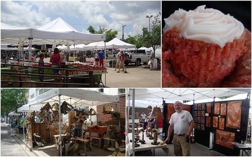 Pepper Place Market, Birmingham AL