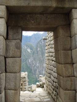 Doorway by Sheep