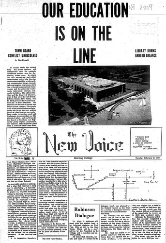 New Voice, February 25, 1969