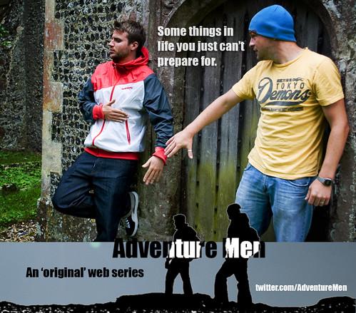 Adventure Men - Promo 3