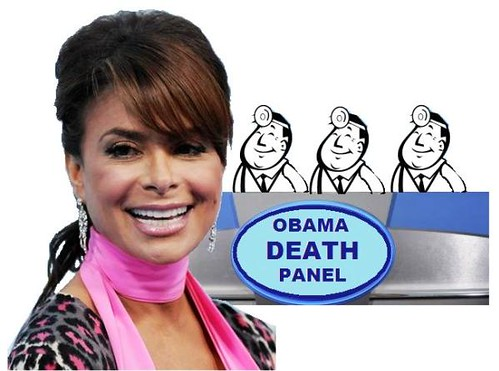 Paula Abdul Appointed to Obama Death Panel