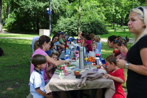 Homelearners Picnic