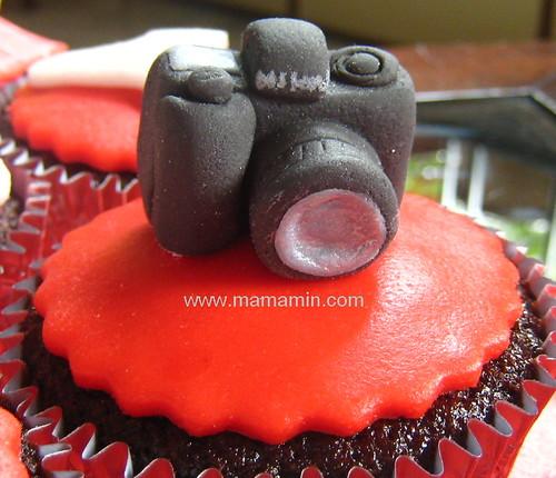 Cupcake - camera