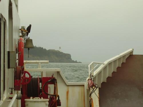 Long Island Ferry Nova Scotia