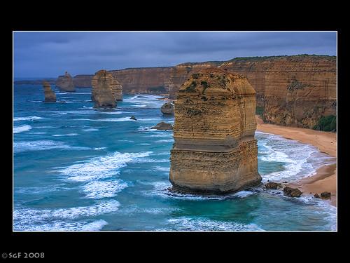12 Apostles, Port Campbell, Victoria