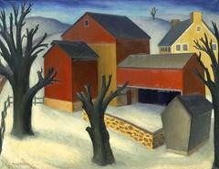 Robert A. Darrah Miller: Farm, 1934