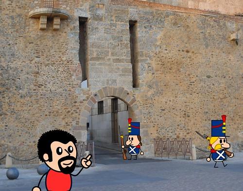 Ciudad Rodrigo - La Puerta de Santiago