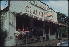 Coal City Club in Coal City, West Virginia, a ...