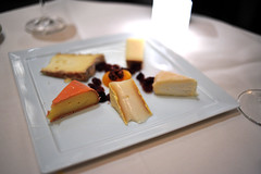 5th Course: Cheese