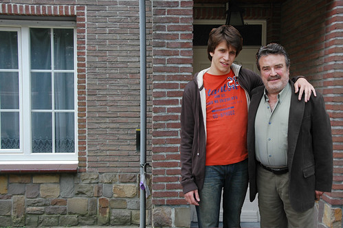 Franky en zijn opa