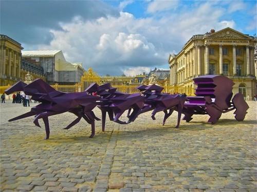 Inspiration-Le Carrosse, Versailles