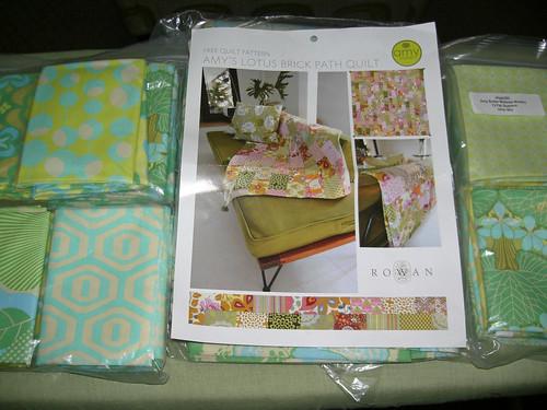 pattern and fabrics