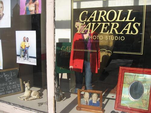 At Caroll Taveras Photo Studio on Atlantic Avenue