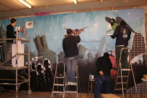 uk mural work