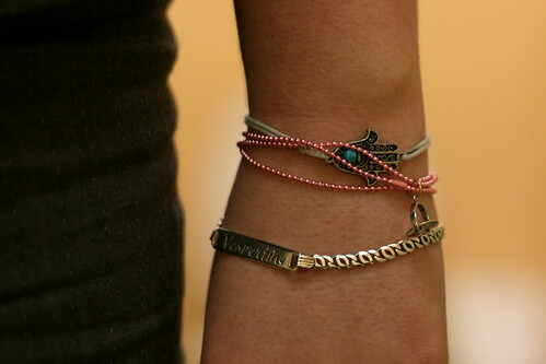 Monday: Spinner Necklace from Allumer at Kabiri