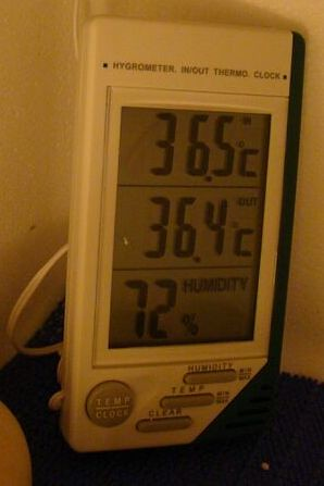 Thermometer and Hygrometer