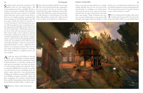 Primgraph Issue 8 - inside pages