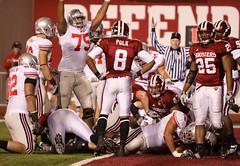 Ohio State vs. IU (October 3, 2009)