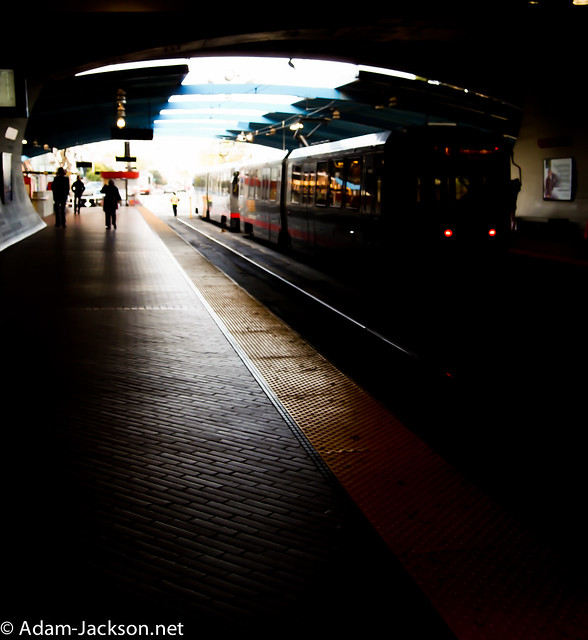 West Portal - Muni Metro