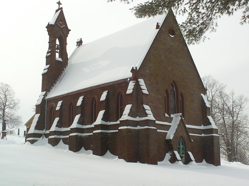 Indian Hill Cemetery Chapel, Middletown CT