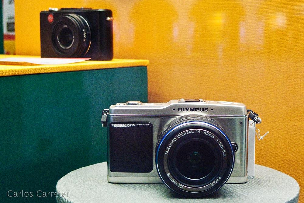 Olympus E-P1 y Leica D-Lux 4 (Casinoplatz)
