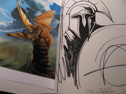Chris Achilleos Art